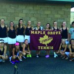 Girls Tennis: Conference runner up