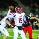 Football: Open postseason with familiar face