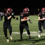 Football: Survives Against Roseville; Advances in Playoffs