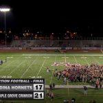 Football: Game Recap 21-17 Win