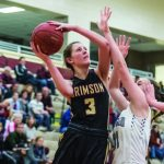 Girls Basketball: Crimson notch 2nd win