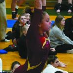 Gymnastics: Crimson win dual, 5th at Park Center Invite