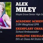 Gatorade Runner of the Year: Alex Miley