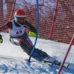 Alpine Skiing: Quall qualifies for State race