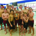 Boys Swim & Dive: Team has a busy two weeks