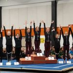 Gymnastics: JV wins conference; Complete undefeated season