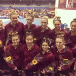 Gymnastics: Crimson finish 6th at State