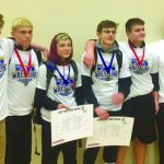 Wrestling: 6 wrestlers to State, 13 place at Sections