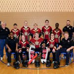 Adapted Floor Hockey: Defeat Bloomington Jefferson 9-0