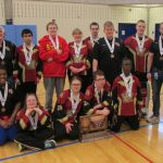 Adapted Floor Hockey: Team finishes 3rd at State
