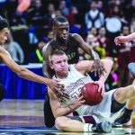 Boys Basketball: Settle for fourth in state