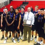 Boys Basketball: Schroeder wins 8AAAA Section Coach of the Year Award