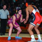 Wrestling: Tison looks back on career with pride