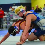 Wrestling: Success in the  off season