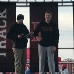 Boys Track: Miley wins mile; sets new school record (VIDEO)