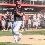 Baseball: Crimson win 5-4 in extra innings (VIDEO)