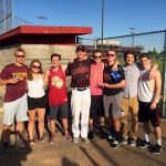 Bubba Horton honored as Mr. Baseball Finalist