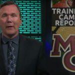 Football: Training Camp Report (VIDEO)