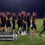 Football: Dominate rival Osseo; Win 28-7