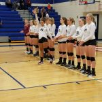 Volleyball: Clean sweep over SLP