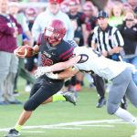 Football: Crimson come up with just enough to get past Prior Lake, 9-6