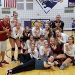 Volleyball: Undefeated after 3-0 win at Waconia