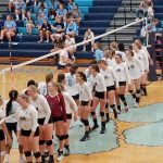 Volleyball: 3 set win over Blaine, remain undefeated