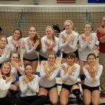 Volleyball: Win streak continues at Wayzata (VIDEO)