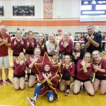 Volleyball: 11-0 after straight set win at Osseo