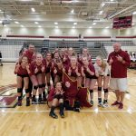 Volleyball: Defeat PC in straight sets, streak at 12 wins
