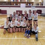 Volleyball: Start a new streak, defeat Irondale 3-0