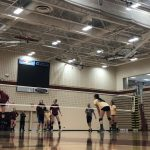 Crimson Interviews: Volleyball team prep for Sections