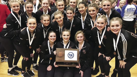 Dance: Team sets sight on state after hectic weeks