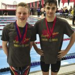 Boys Swim & Dive: Two swimmers head to State