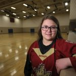 Adapted Sports: Paige Faber plays and excels wherever she's needed