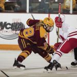 Alumni Report: Wente excels in first season with Golden Gophers
