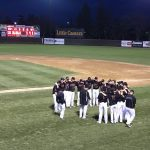 Baseball: Defeat Duluth East 8 – 2; Thomsen goes 3/4 and closes game