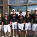 Boys Golf: Team wins inaugural MG Invite; Adams with team low 73