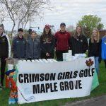 Girls Golf: Short season – great results!