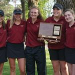 Girls Golf: Team wins school's first NWSC title; 4 earn All-Conference honors