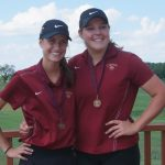 Girls Golf: Team finishes 4th in Sections; Contreras and Schulte qualify for State!