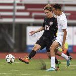 Boys Soccer: Crimson improve to 3-0