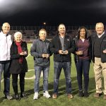 Crimson Hall of Fame Class of 2018 honored