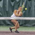 Girls Tennis: Doubles team ends great season at State