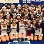 Cheerleading: Universal Cheerleaders Association Results