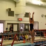 Girls Swim and Dive: Bosacker advances to State Finals!