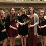 Girls Swim and Dive: End of Season Awards