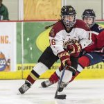 Girls Hockey: Score overtime win at Blaine