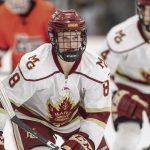 Boys Hockey: Edges Elks, falls to Bengals