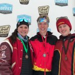 Nordic Skiing: Three Crimson qualify for State! (VIDEO)
